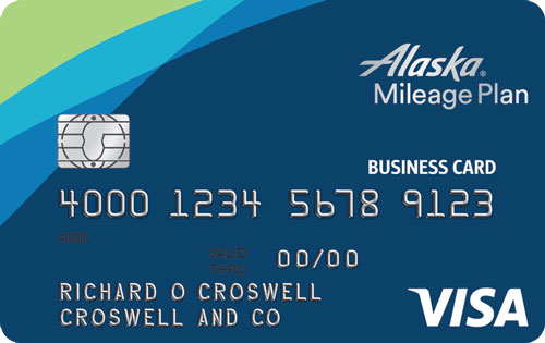 Financial Partners Mileage Plan Alaska Airlines