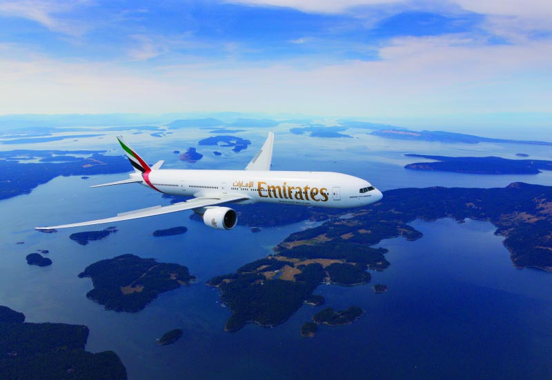 Fly Emirates - Airline partners - Mileage Plan | Alaska Airlines