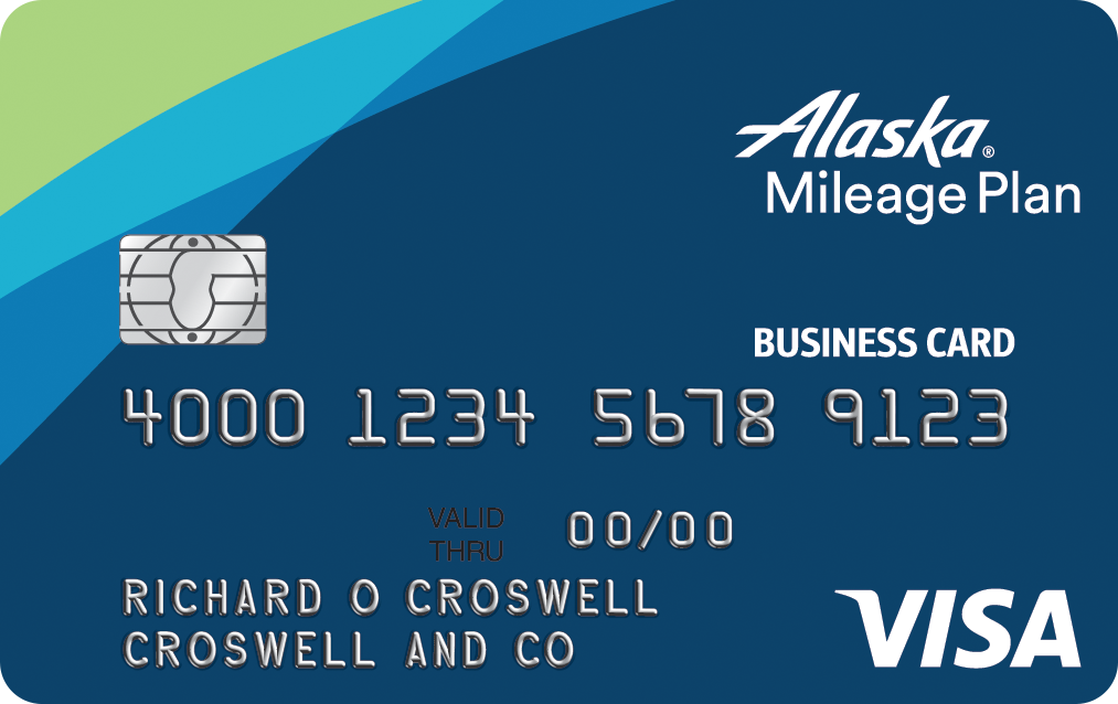 The alaska airlines visa business credit card alaska airlines alaska airlines visa business credit card reheart Gallery