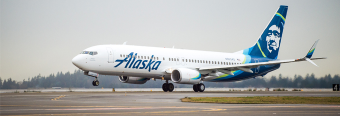 Boeing 737 800 Aircraft Information Alaska Airlines
